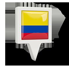 colombia Presencia en Colombia